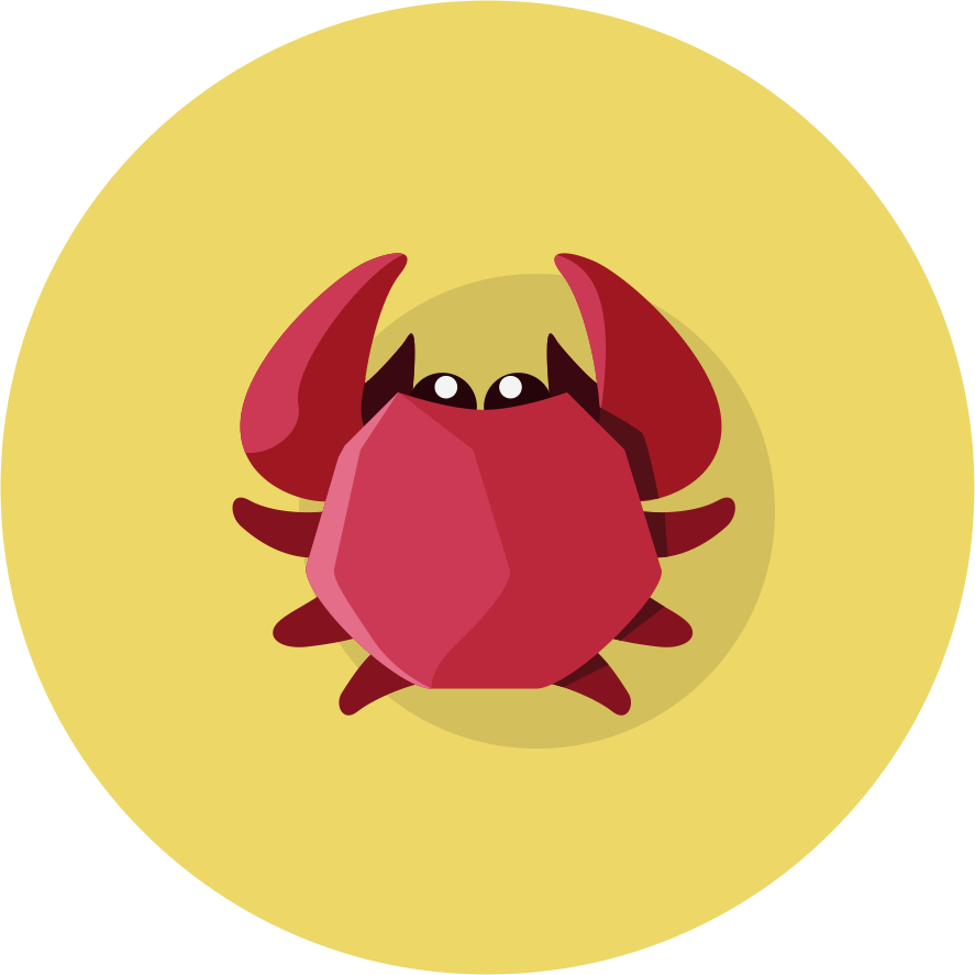 MightyCrabs Red